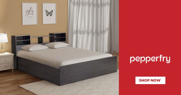 Beds - Upto 60% OFF