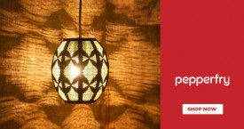 Pepperfry Lamp And Lighting - Upto 83% OFF