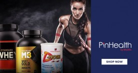 Pinhealth Best Price : Get Upto 30% OFF on Nutrition Supplements