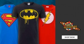 Planetsuperheroes Hot Deal : Buy Men's T-Shirts For Rs. 999