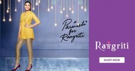 Rangriti Festive Offer : Shop For Rs.300 And Get Rs.750 Cashback