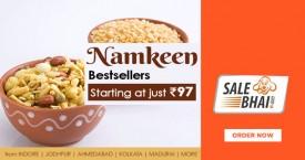 Salebhai Salebhai Offer : Namkeen Bestsellers Starting From Rs. 97