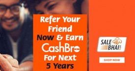 Salebhai Referral Offer : Refer And Earn Rs. 40 on Each Referral