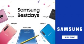 Samsung Samsung Best Days : Attractive Exchange Benefits Upto Rs. 9000 *