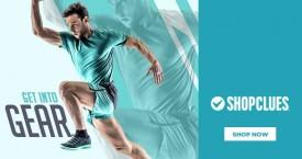 Shopclues Upto 80% OFF on Men's Sports Wear