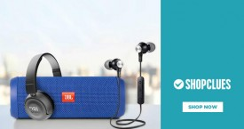 Shopclues Shopclues Deal : Upto 80% OFF on Audio Store