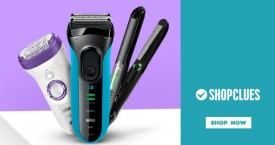 Shopclues Best Deals on Grooming Appliances.