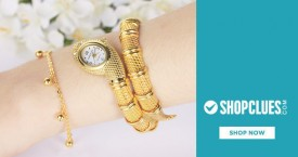 Shopclues Special Offer : Jewellery & Watches Upto 85% OFF
