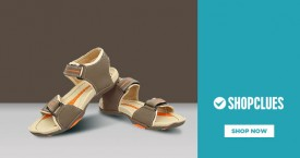 Shopclues Sandals & Floaters Under Rs. 499