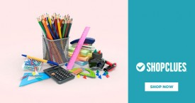 Shopclues Best Offers on Stationery