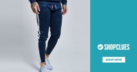 Shopclues Special Offer : Upto 80% OFF on Trackpants At Shopclues