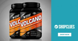 Shopclues Upto 40% OFF on Whey Proteins