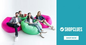 Shopclues Best Deal : Bean Bags Starting At Rs. 299
