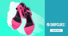 Shopclues Women's Footwear - Under Rs. 499