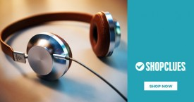 Shopclues Audio Devices  - Upto 70% OFF