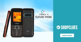 Shopclues Upto 50% OFF on Ikall Feature Phone