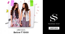 Shoppers stop Dresses Below Rs. 1000