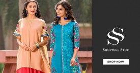 Shoppers stop Best Price : Get Upto 60% Discount on Women's Ethnic Wear
