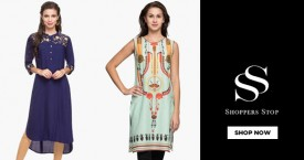 Shoppers stop Women's Indianwear - Upto 60% OFF