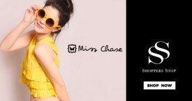 Shoppers stop Upto 55% OFF on Miss Chase