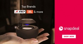 Snapdeal Upto 70% OFF on Audio Sale