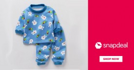 Snapdeal Great Deals on Cothing, Bedding, Gifting & More