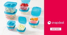 Snapdeal Storage Containers - Under Rs 999
