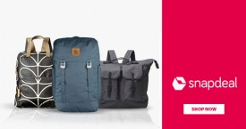 Snapdeal Backpacks & Luggages - Upto 50% OFF