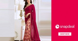 Snapdeal Sarees - Rs. 499 Onwards