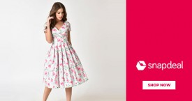 Snapdeal Women's Clothing - 40% - 70% OFF