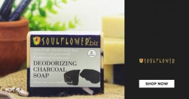 Soulflower Amazing Offer : Upto 25% OFF on Handmade Soaps