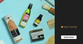 Soulflower Soulflower Best Deal : 15% OFF on Men Essential Kit