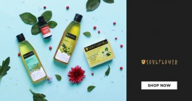 Soulflower Special Offer : Upto 25% OFF on Winter Care