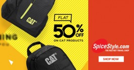 Spicestyle Special Deal : Flat 50% Off on Cat Products