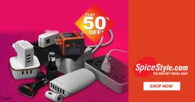 Spicestyle Mega Offer : Upto 50% Off on Electronic device & Accessories