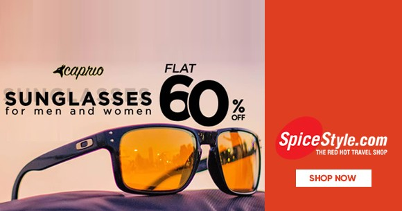 Great Offer : Upto  60% Off on Sunglasses