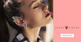 Stylefiesta Special Offer : Upto 30% Off on Earrings