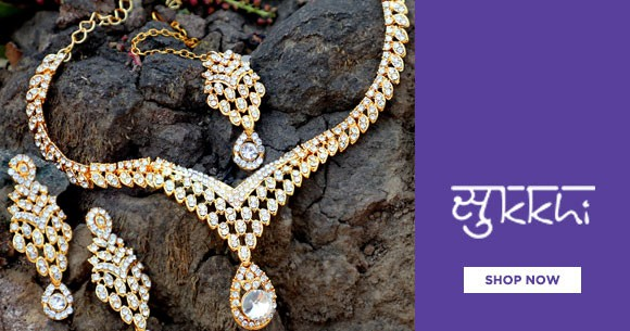 Sukki Offer : Get 70% OFF on All Jewellery