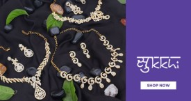 Sukkhi Super Saver Offer : Jewellery Combo Starts From Rs.339