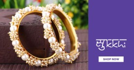 Sukkhi Best Price : Get Bangles Under Rs.499 From Sukki