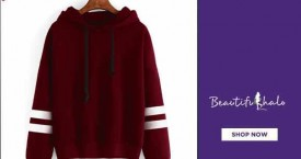 Beautifulhalo Special Deal : Hoodies & Sweatshirts Upto 50% Off