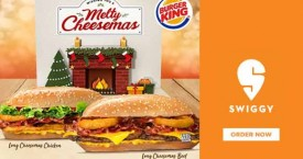 Swiggy Swiggy Offer : Enjoy 30% OFF From Burger King