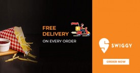 Swiggy Swiggy Free Delivery : Get Free Delivery on Your 2nd Swiggy Order