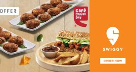 Swiggy Cafe Coffee Day - Get 2 Milkshakes At Rs. 149