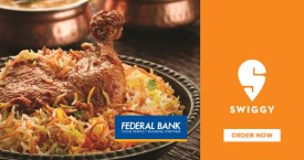 Swiggy Federal Bank Offers - Get 25% Discount On Using Federal Bank Debit Cards