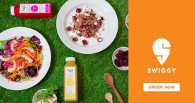 Swiggy Freebies : Get Free Brownie on Orders Above Rs.300 From Fresh Pressery Cafe