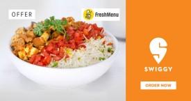 Swiggy Fresh Menu - Buy 1 Get 1 Free (Selected Category)