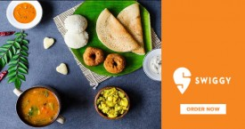 Swiggy Get 50% OFF on First 5 Orders With Swiggy