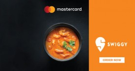 Swiggy Mastercard Offer : Grab 25% OFF on Your Favourite Restaurant
