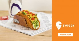 Swiggy Taco Bell Offer : Avail Upto 25% OFF